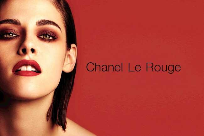 เสกริมฝีปากสวย…ด้วยหลากหลาย  ลิปสติกจาก Chanel Le Rouge