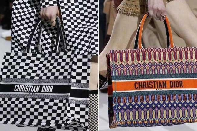 ของมันต้องมี!! กระเป๋า Dior Book Tote Bag