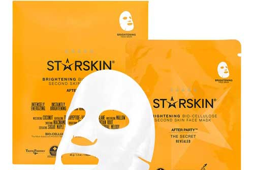 After Party Brightening Bio-Cellulose Mask
