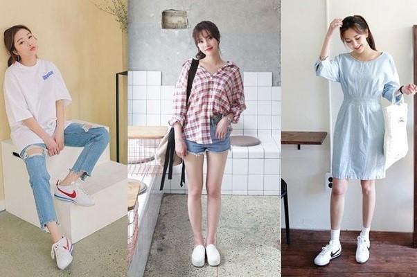 แฟชั่นอินเทรนด์สวยในแบบสาวเกาหลี แฟชั่นใหม่ การแต่งตัว ความงาม สไตล์การแต่งหน้า Lifestyle แฟชั่นสาวเกาหลี